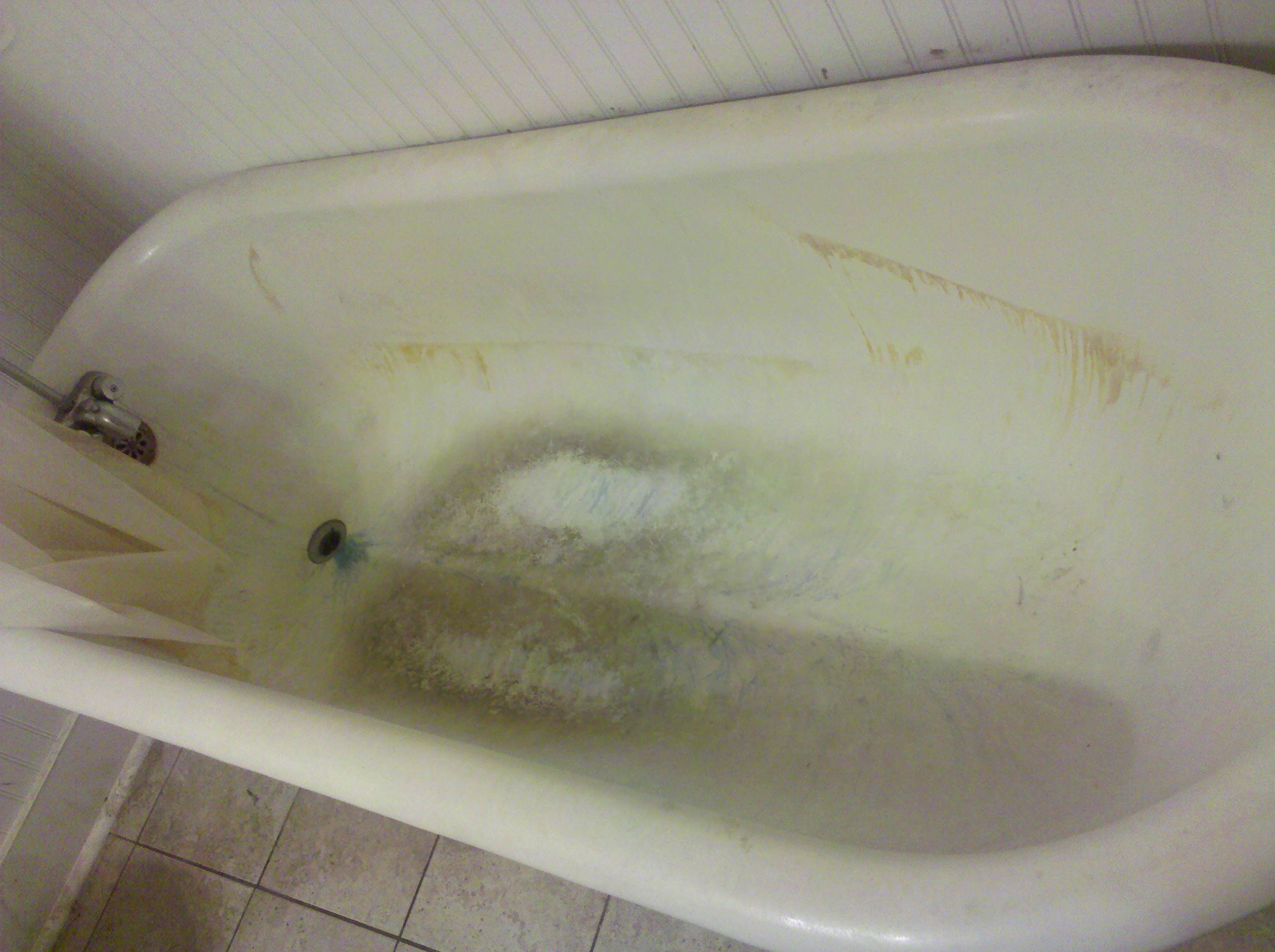Worst bathtub - 2014