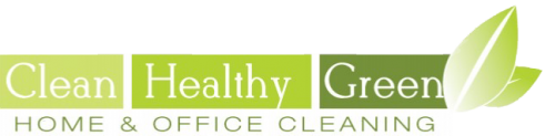 Clean Healthy Green Logo