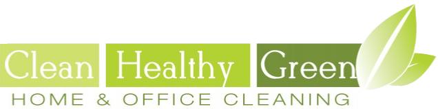 Clean Healthy Green Logo